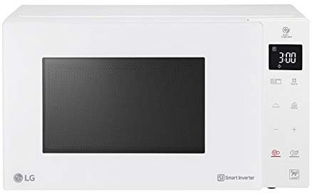 LG Smart Inverter Grill Forno Microonde, Bianco (White Luxury)